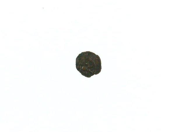 6003: N.R.! MUSEUM Bronze Christian Coin (Circa 103 BC)