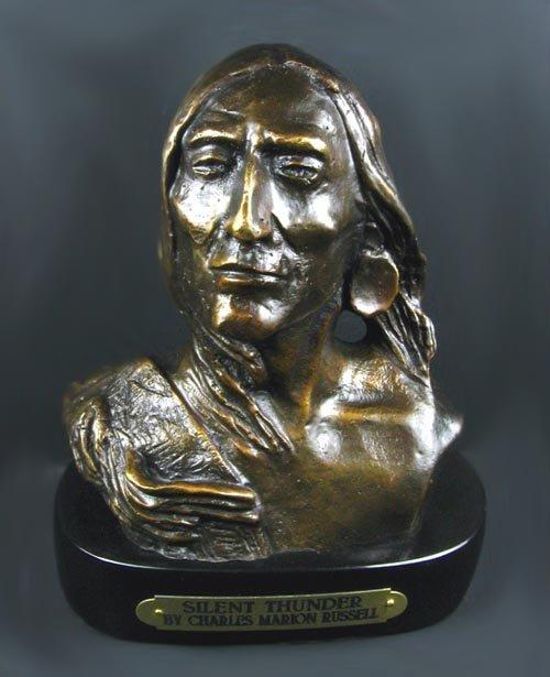 6005: GOV: Suberb Quality Bronze: Frederic Remington -