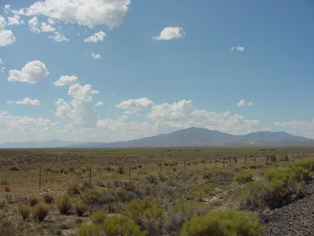 6021: Nevada 640 ac~FORECLOSURE-1 Full Section $1,291/m