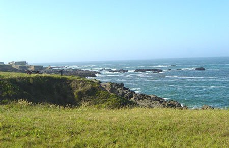 324: BREATHTAKING NORTHERN CALIFORNIA COASTAL LOT~STR S