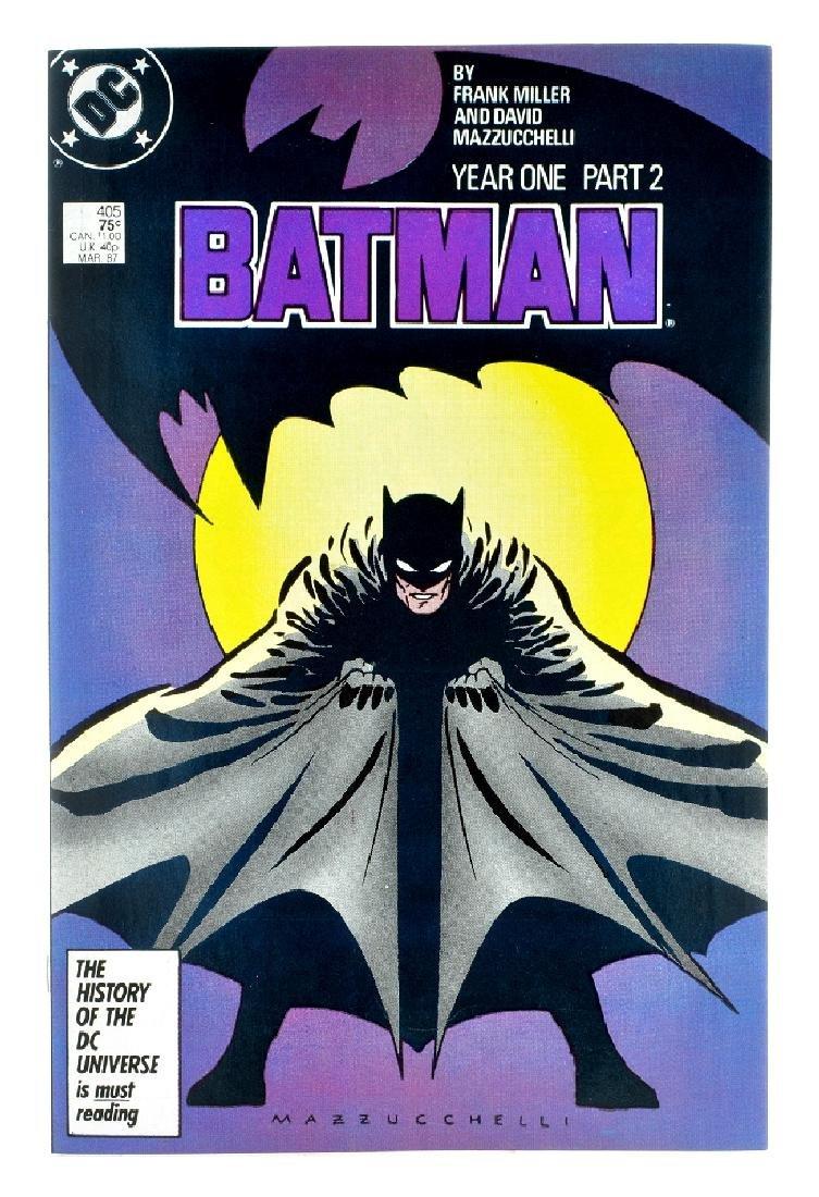 Batman (1940) Issue 405