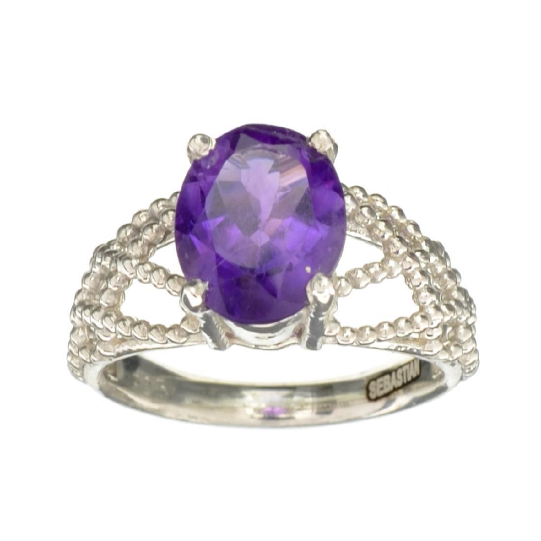 APP: 0.5k Fine Jewelry Designer Sebastian, 2.15CT Oval