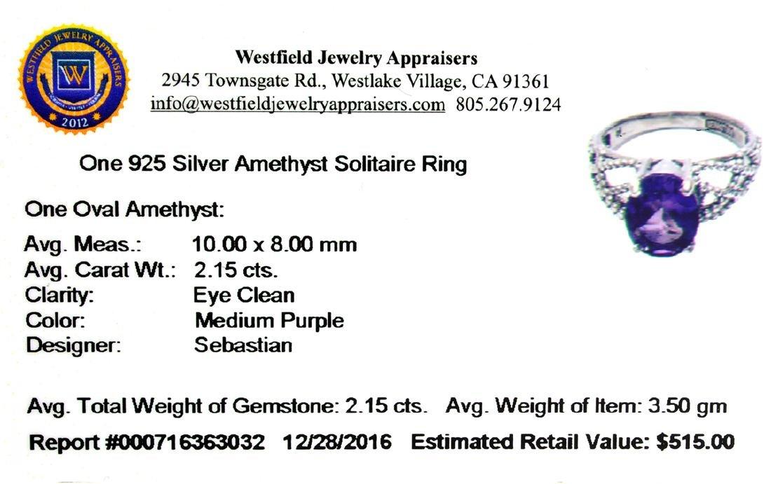 APP: 0.5k Fine Jewelry Designer Sebastian, 2.15CT Oval - 2