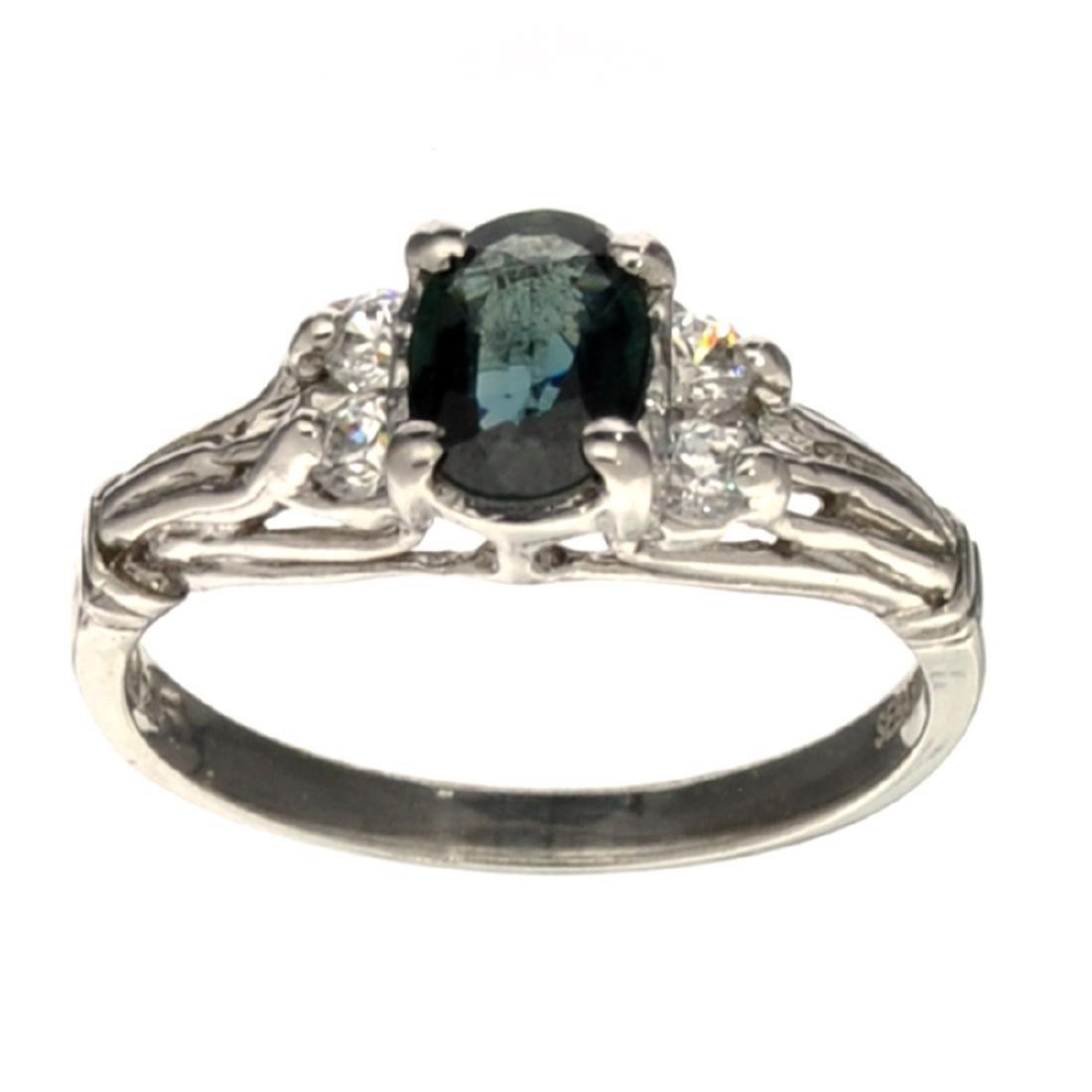 APP: 0.6k Fine Jewelry Designer Sebastian, 0.82CT Blue