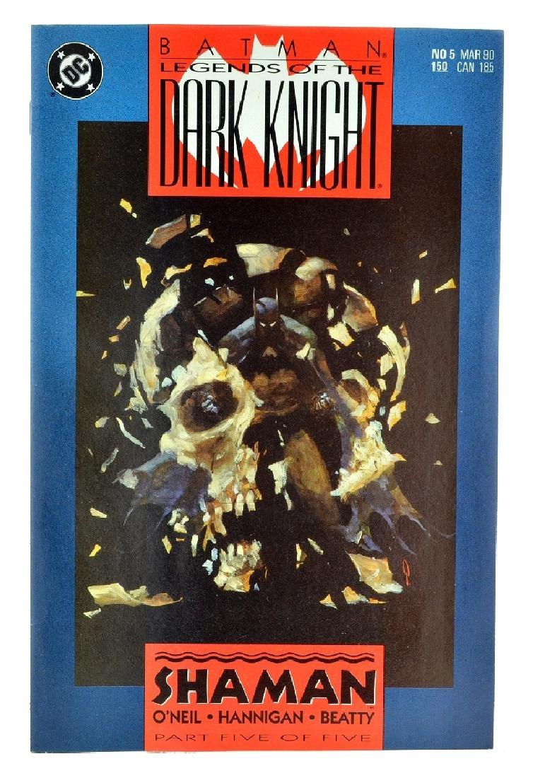 Batman Legends of the Dark Knight (1989) Issue 5