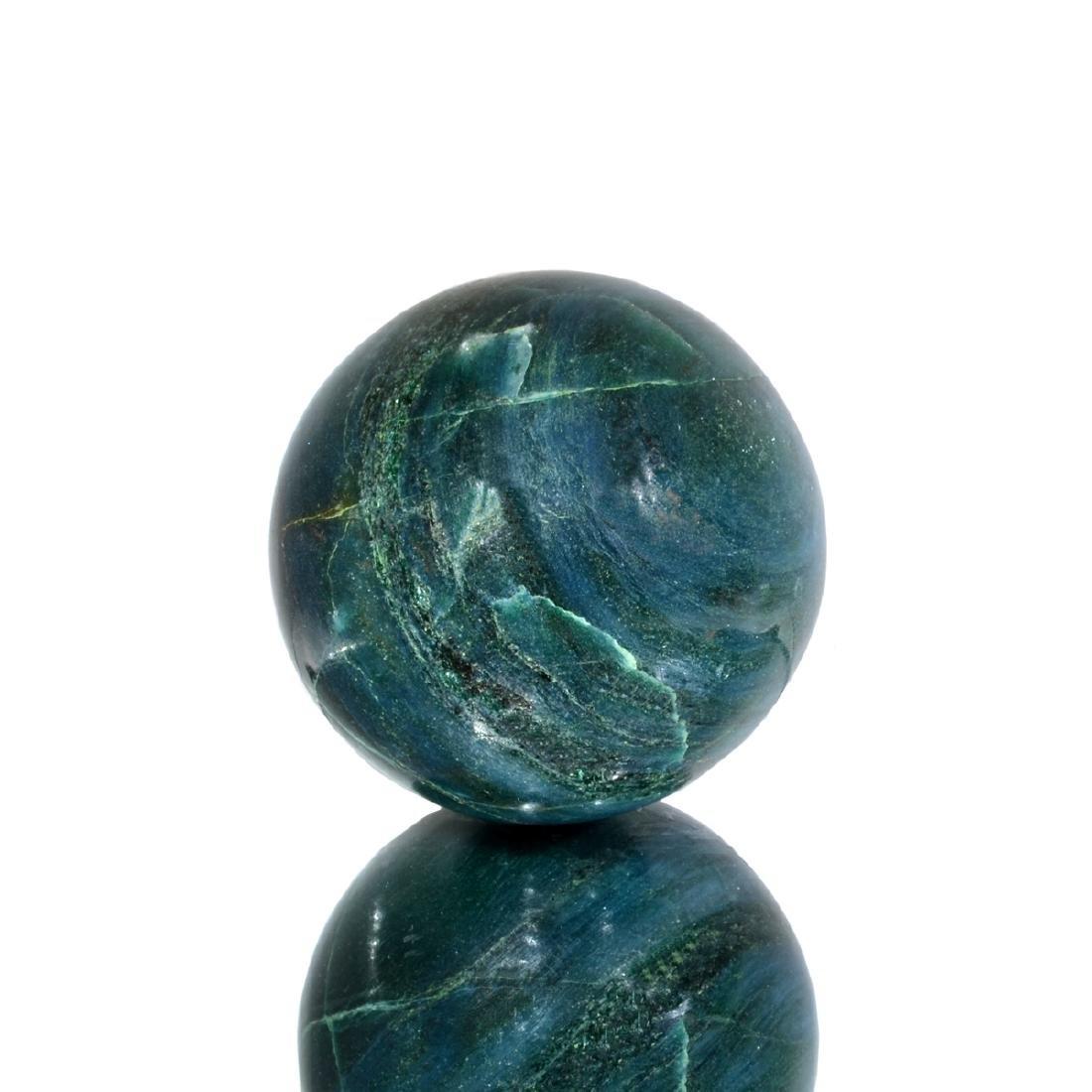 APP: 1.9k Rare 1,160.00CT Sphere Cut Green Aventurine