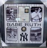 Rare Museum Signed Babe Ruth Ball PSA/DNA Authenticated