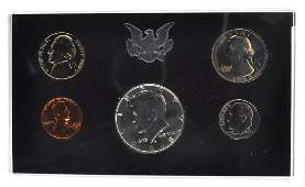 1968 United States Proof Set Coin