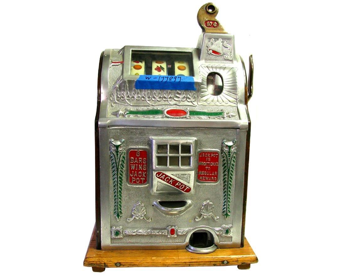10 cent slot machine
