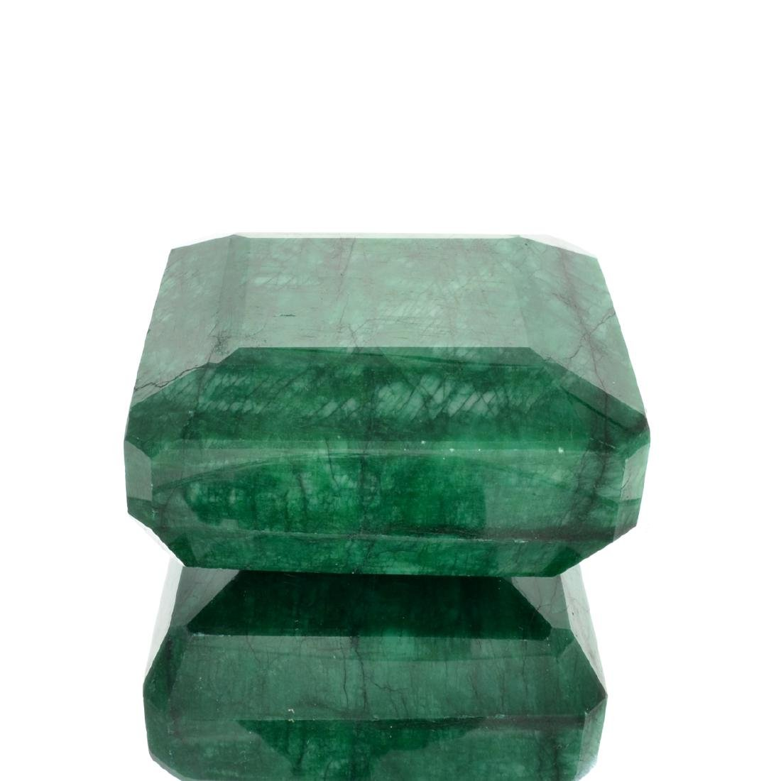 APP: 10.7k 4,266.60CT Rectangular Cut Green Beryl