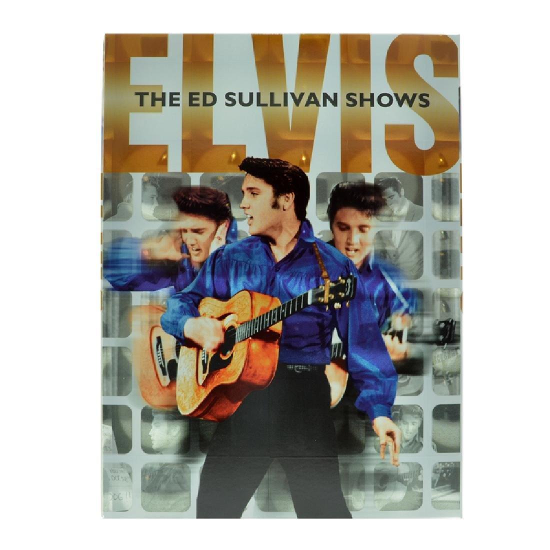 Elvis Presley Movie: Elvis, The ED Sullivan Shows