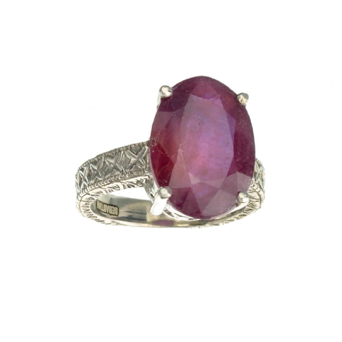 APP: 3.4k Fine Jewelry Designer Sebastian 10.70CT Oval