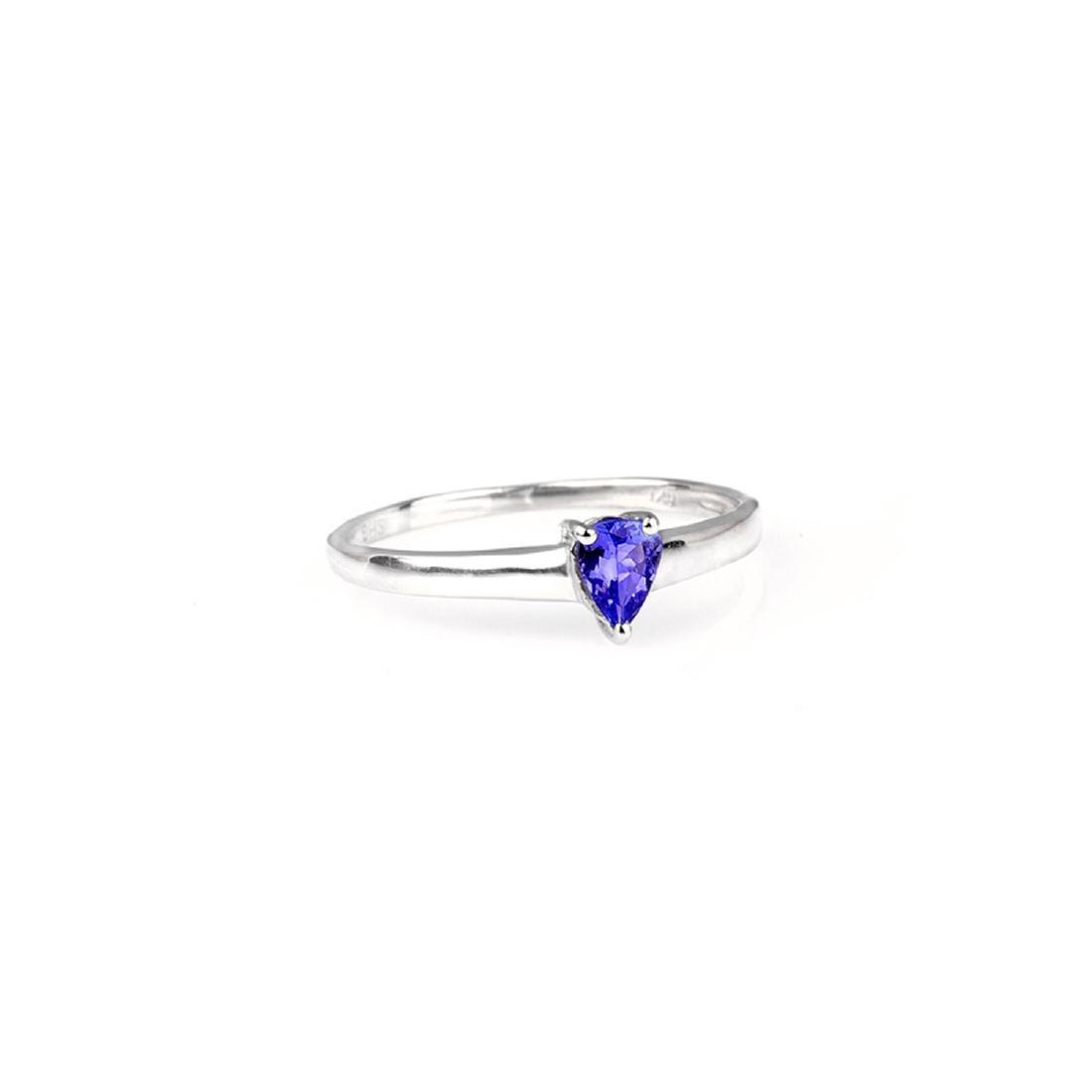 APP: 0.6k Fine Jewelry Designer Sebastian 0.25CT Pear