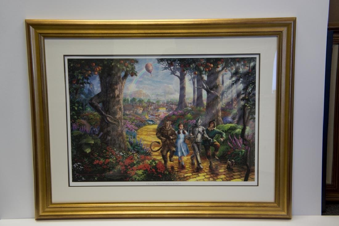 Rare Thomas Kinkade Original Limited Edition Numbered
