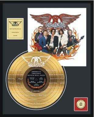 718: AEROSMITH ''America's Greatest Rock and Roll Band'