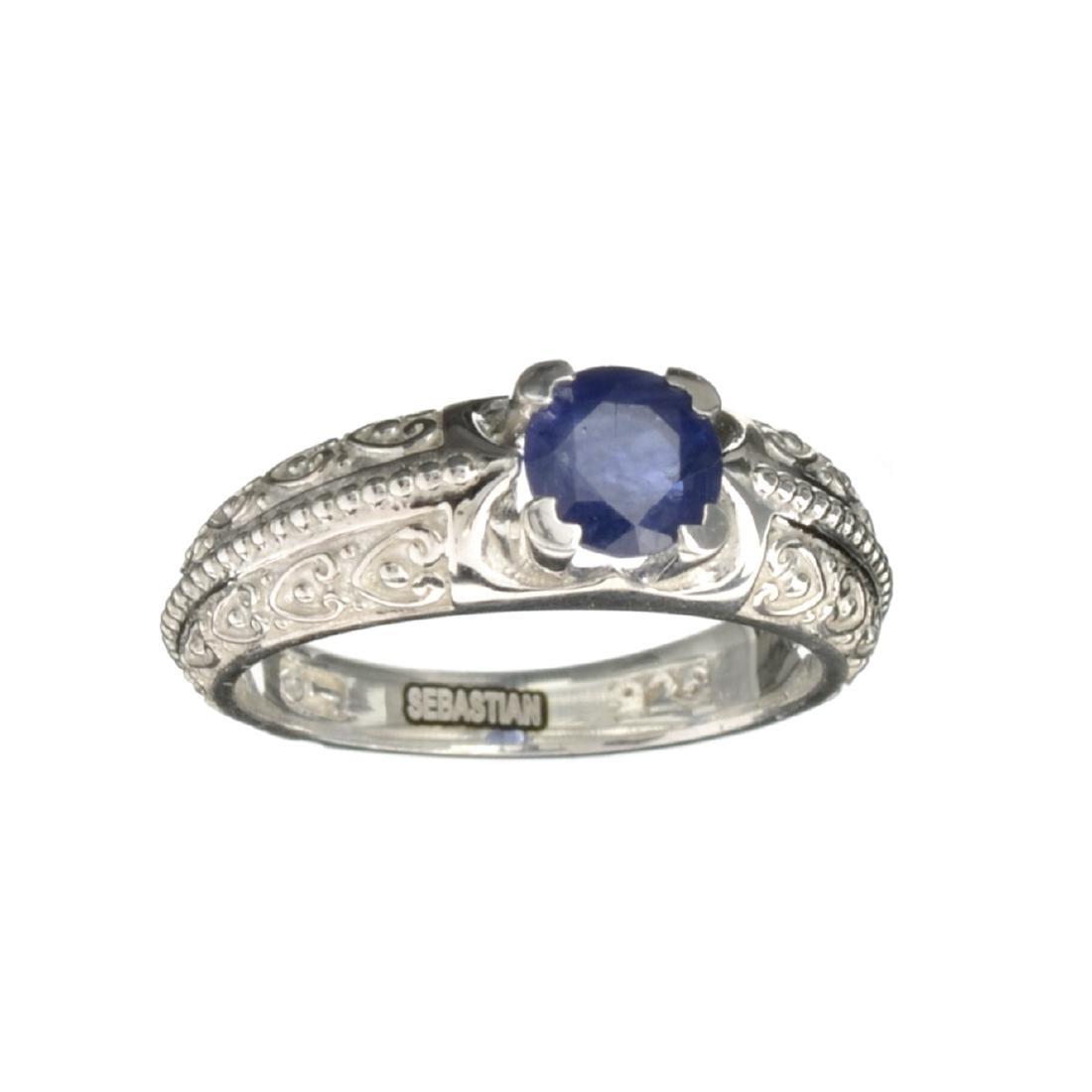APP: 0.7k Fine Jewelry Designer Sebastian, 1.15CT Round