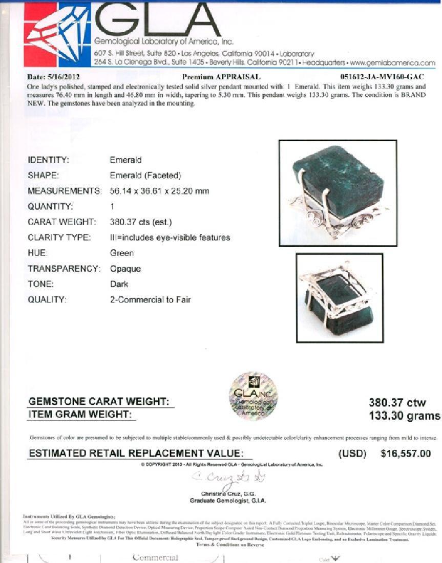 APP: 16.6k Fine Jewelry Designer Sebastian 380.37CT - 2