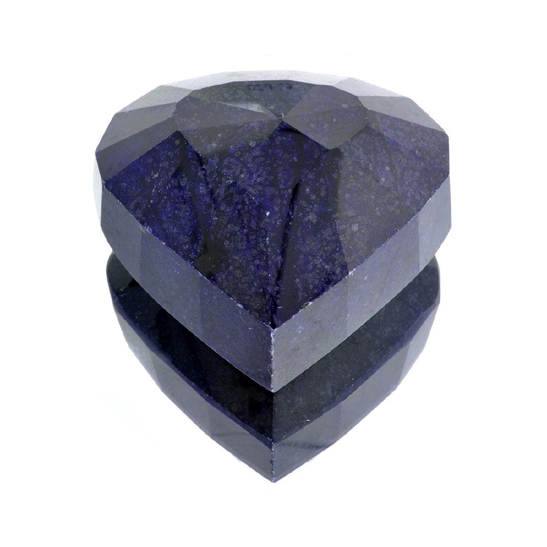 APP: 4.3k Very Rare Large Sapphire 1,715.14CT Gemstone