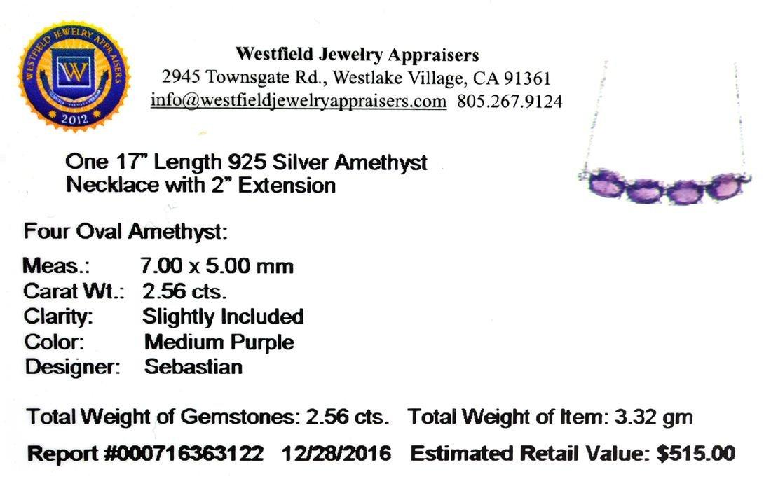 APP: 0.5k Fine Jewelry Designer Sebastian, 2.56CT Oval - 2