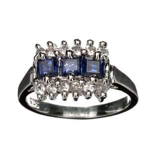 APP 15k Fine Jewelry Designer Sebastian 100CT Blue