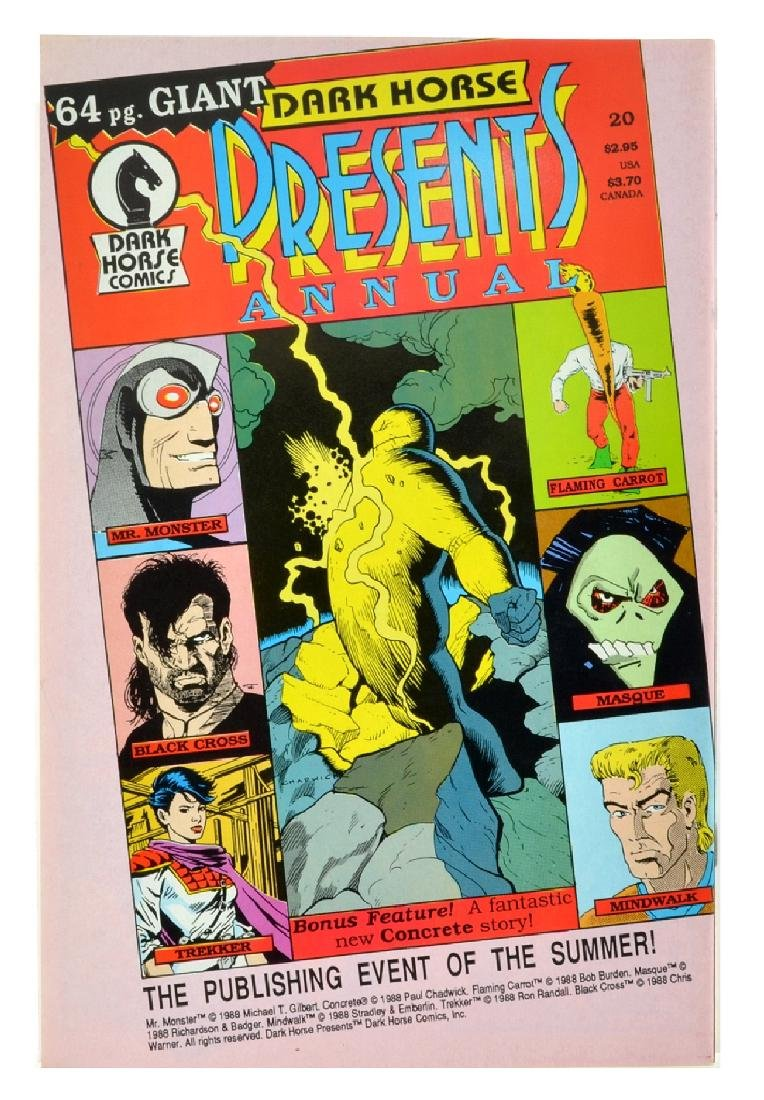 American (1987) Issue 5 - 2