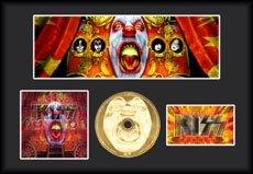 3001: KISS ''Psycho Circus'' Gold CD