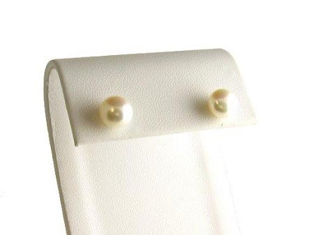 1016: White Pearl Earrings, INVEST!