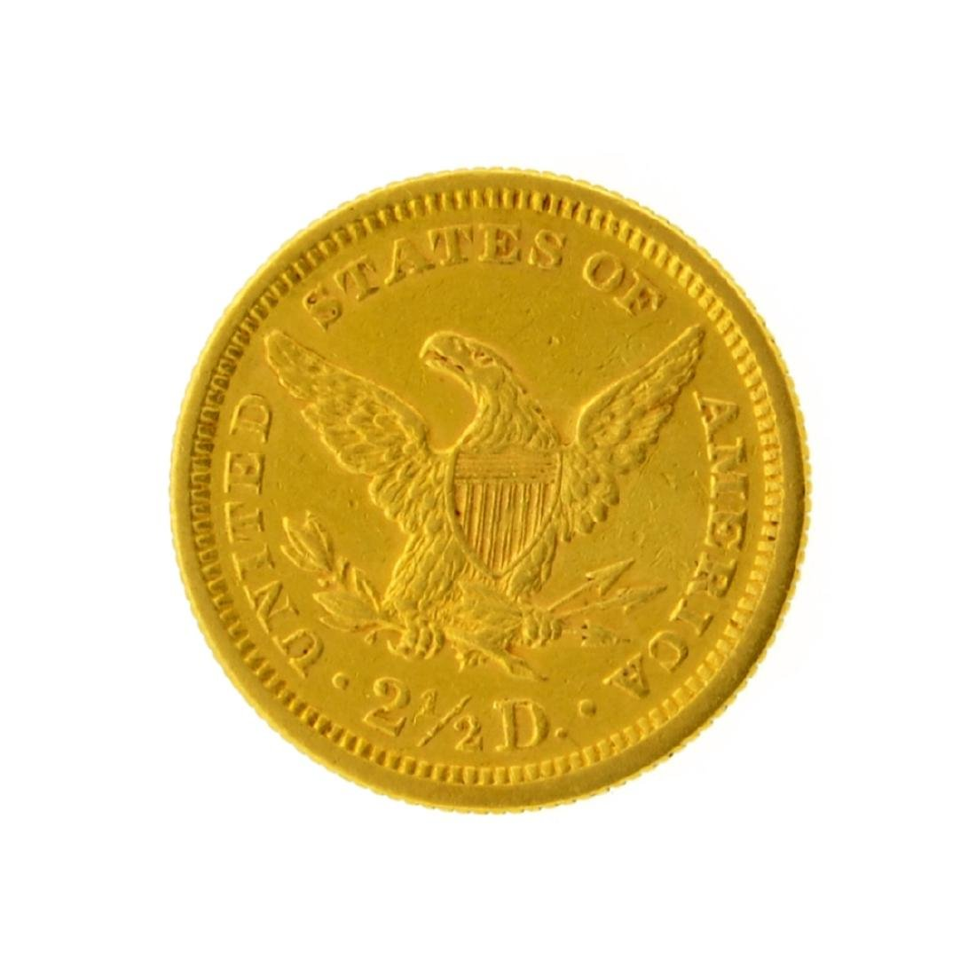 1873 $2.50 Liberty Head Gold Coin - 2