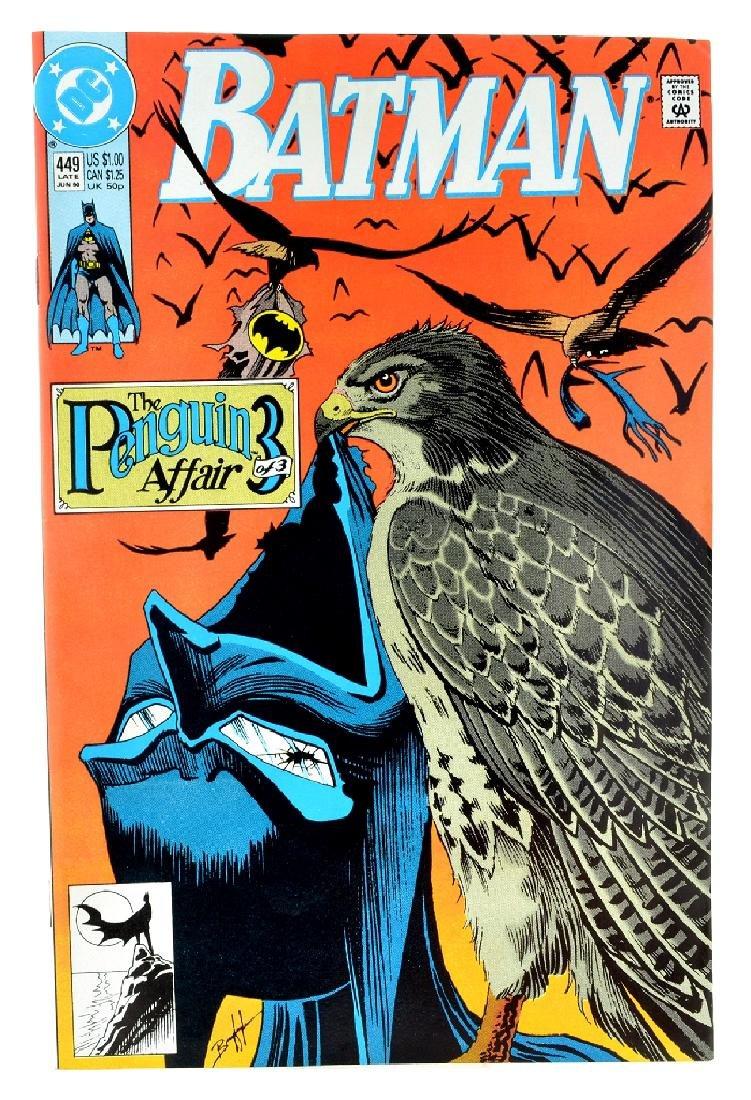 Batman (1940) Issue 449