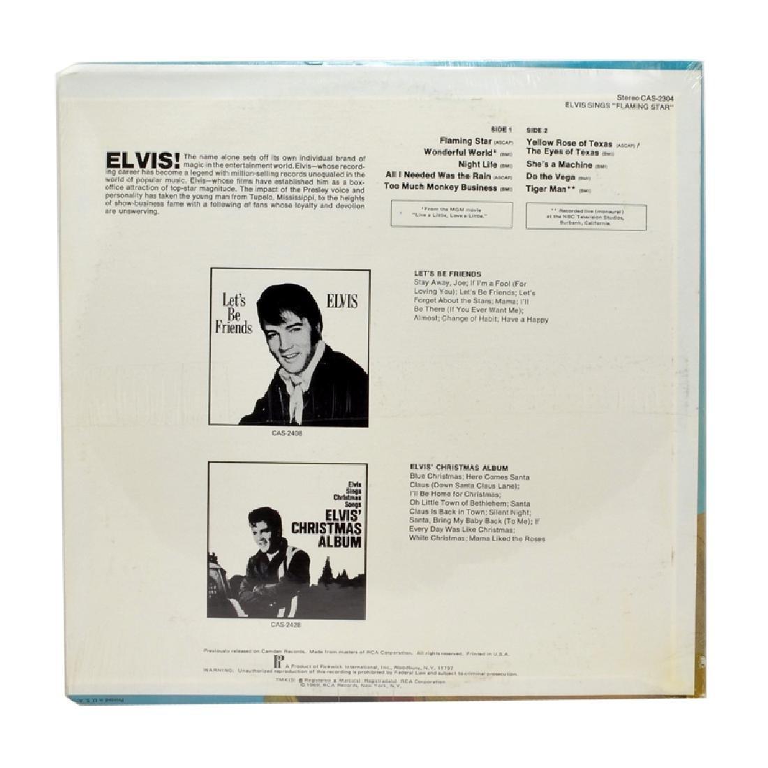Rare Original Vintage Elvis Album (Unopen) - 2