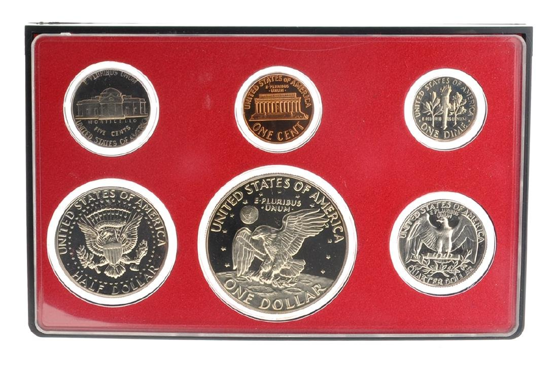 1977 United States Proof Coin Set - 2