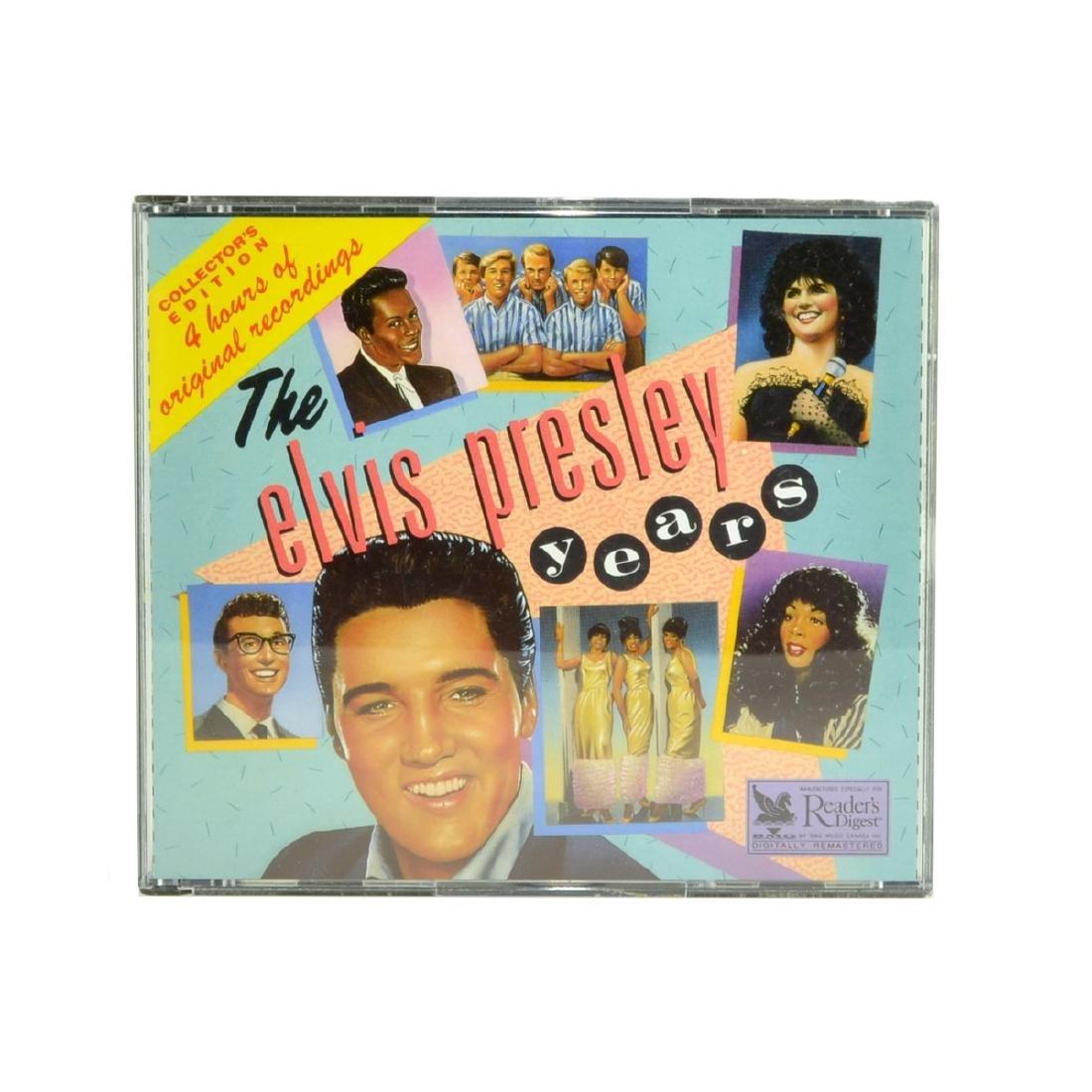 Elvis Presley 4 CD's  The Elvis Presley Years
