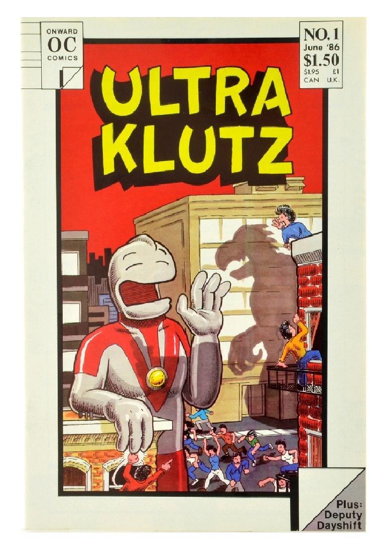 Ultra Klutz (1986) Issue 1
