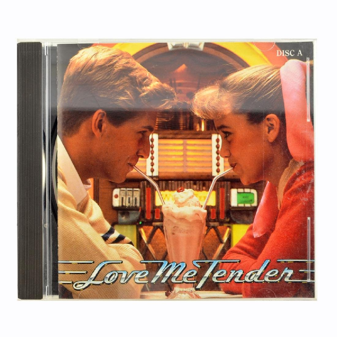 Love Me Tender CDs