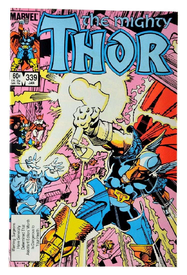 Thor (1962-1996 1st Series Journey Into Mystery) Issue