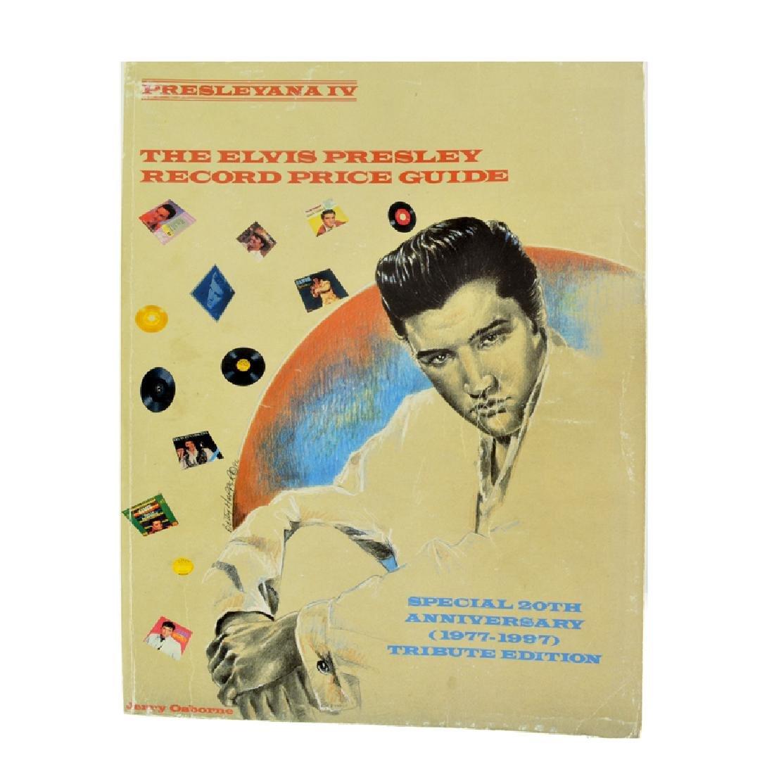 Presleyana IV: The Elvis Presley Album Price Guide