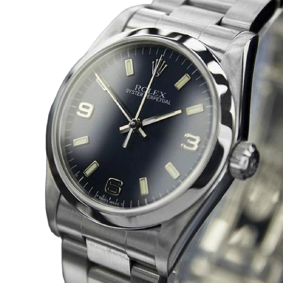 *Unisex Rolex Oyster Precision 1999 Mid-size Watch