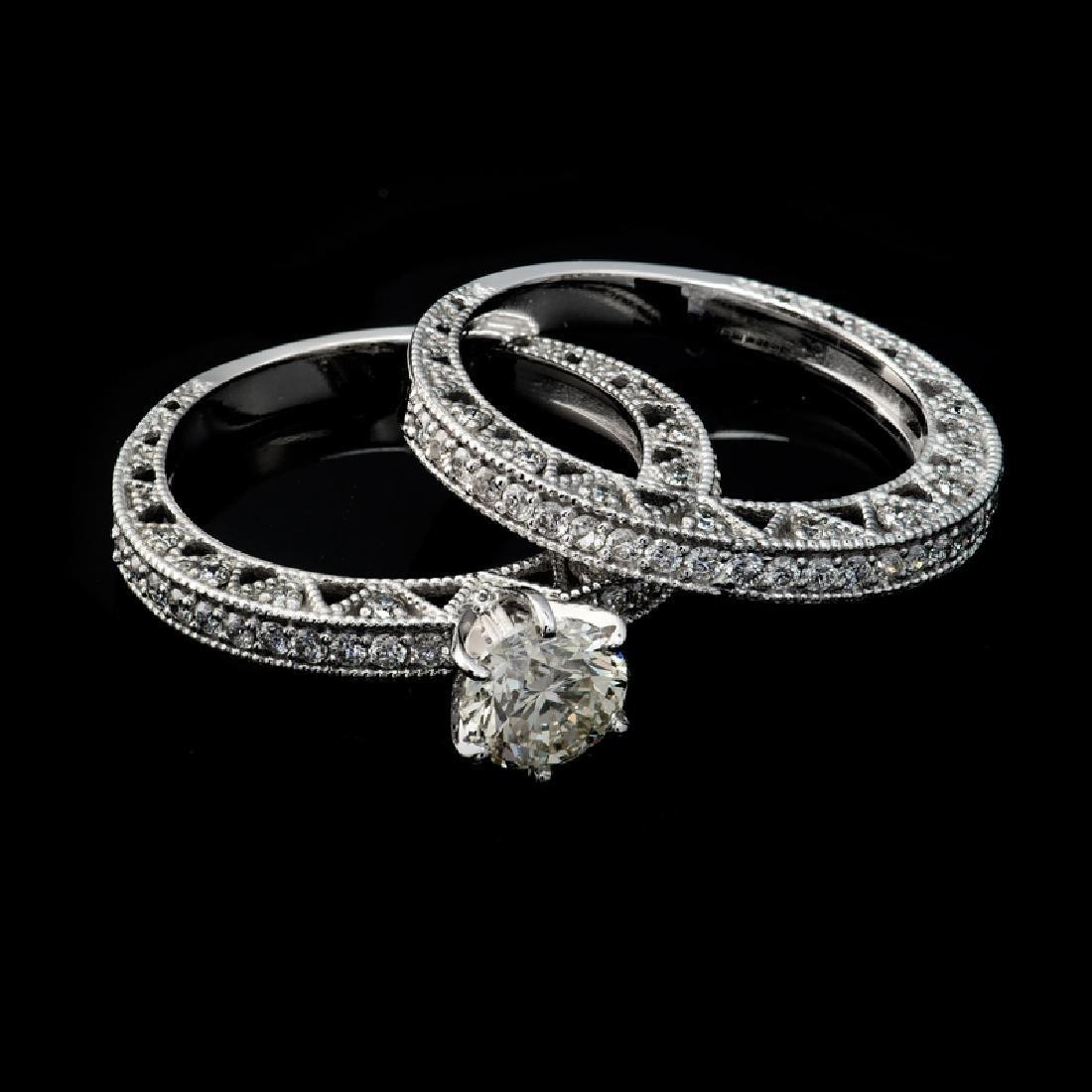 APP: 18.1k *Fine Jewelry 14KT White Gold, 1.90CT Round