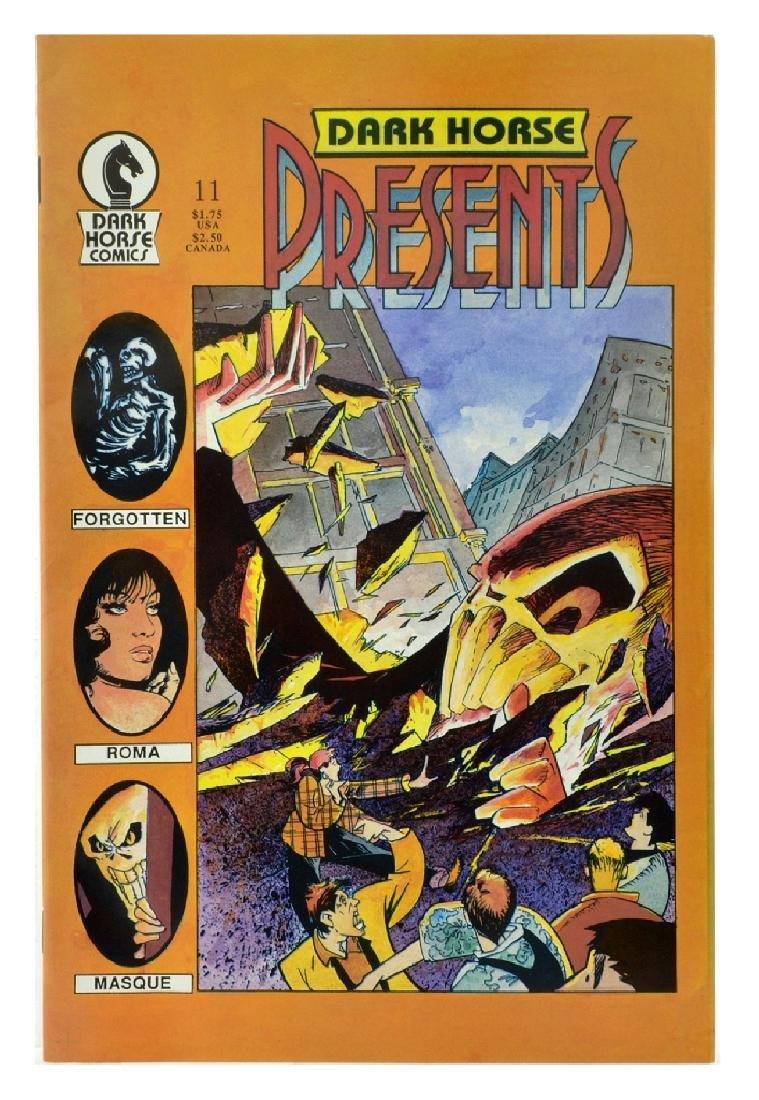 Dark Horse Presents (1986) Issue 11