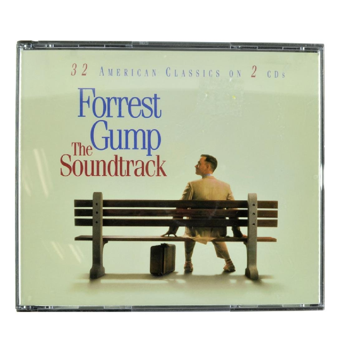 Forrest Gump The Soundtrack, Special Collector's
