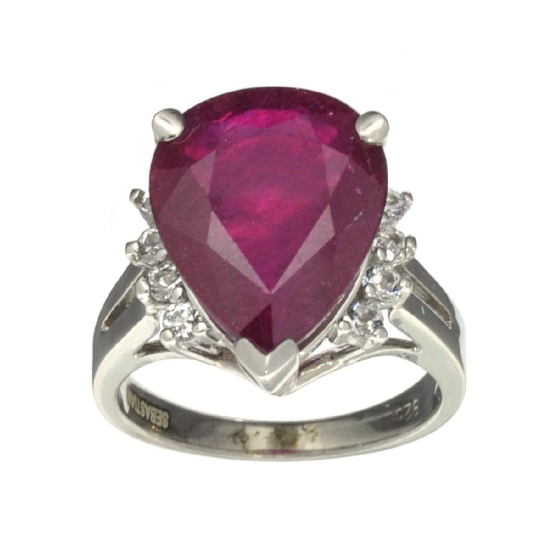 APP: 1.5k Fine Jewelry Designer Sebastian, 7.99CT Ruby