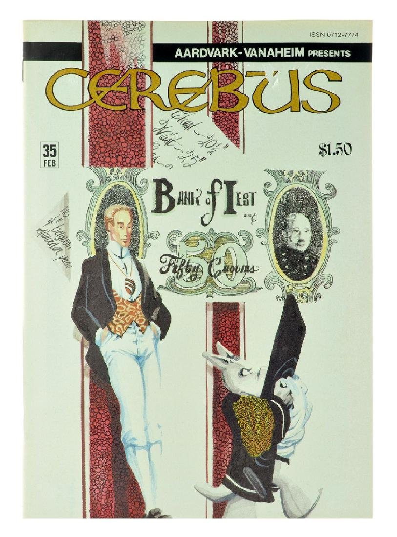 Cerebus (1977) Issue 35