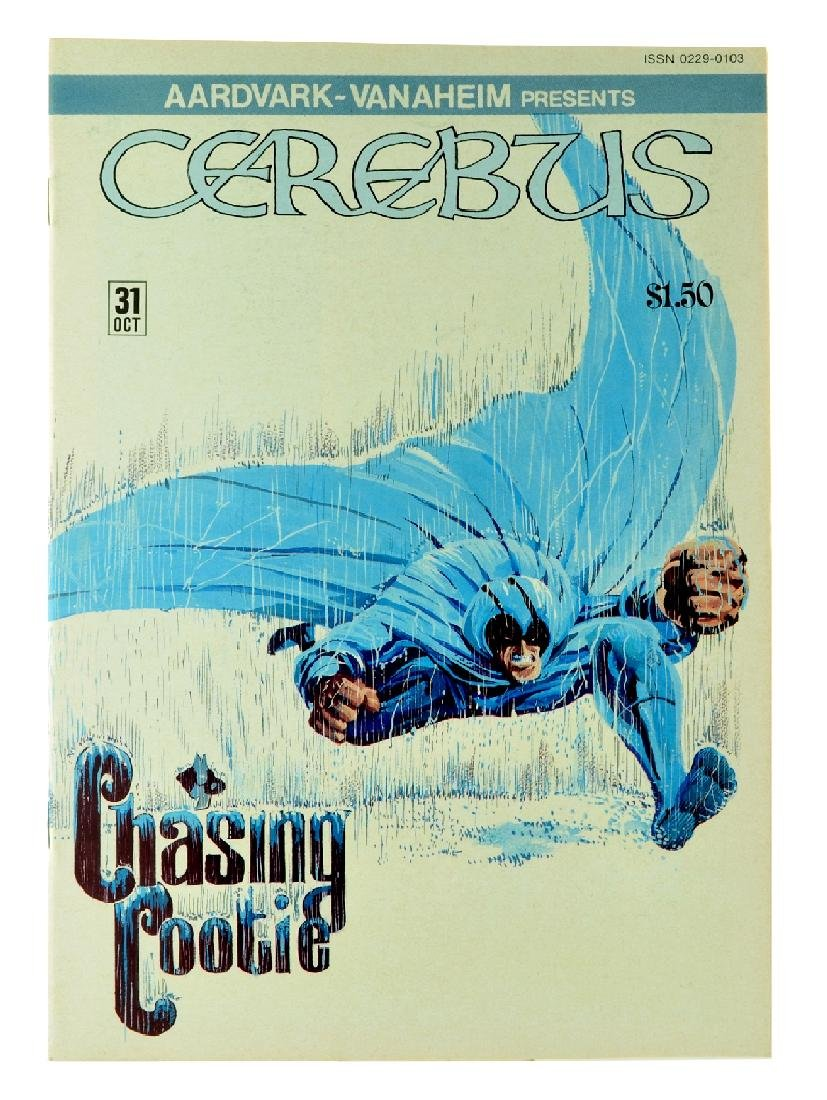 Cerebus (1977) Issue 31