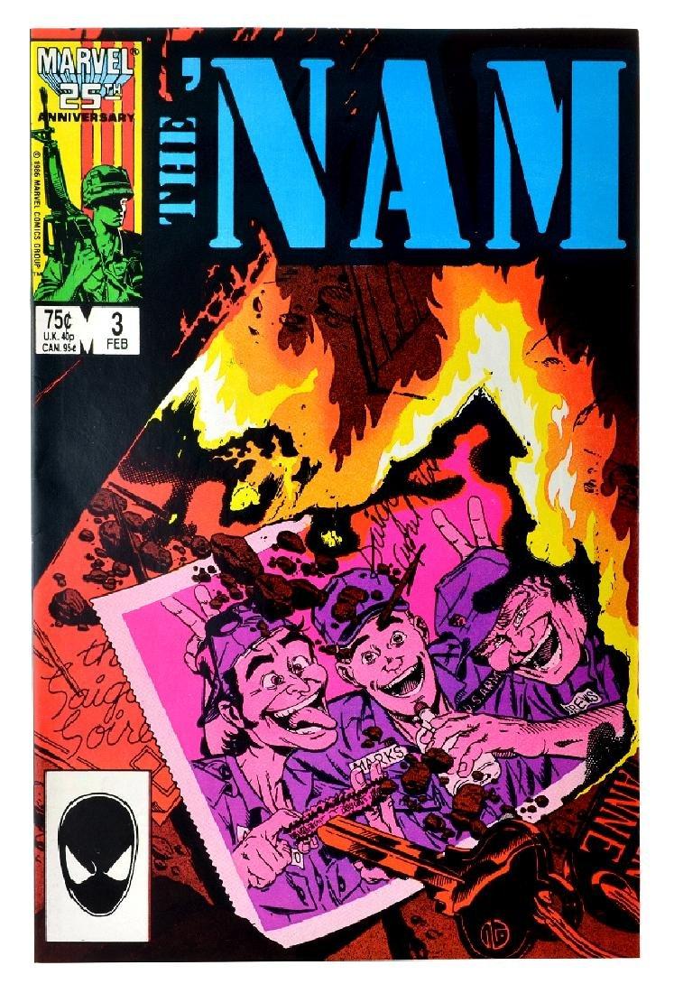 Nam (1986) Issue 3
