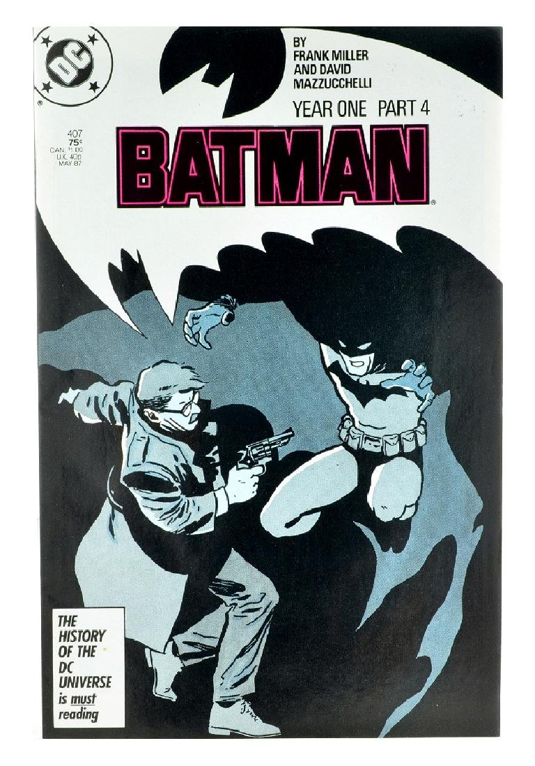 Batman (1940) Issue 407