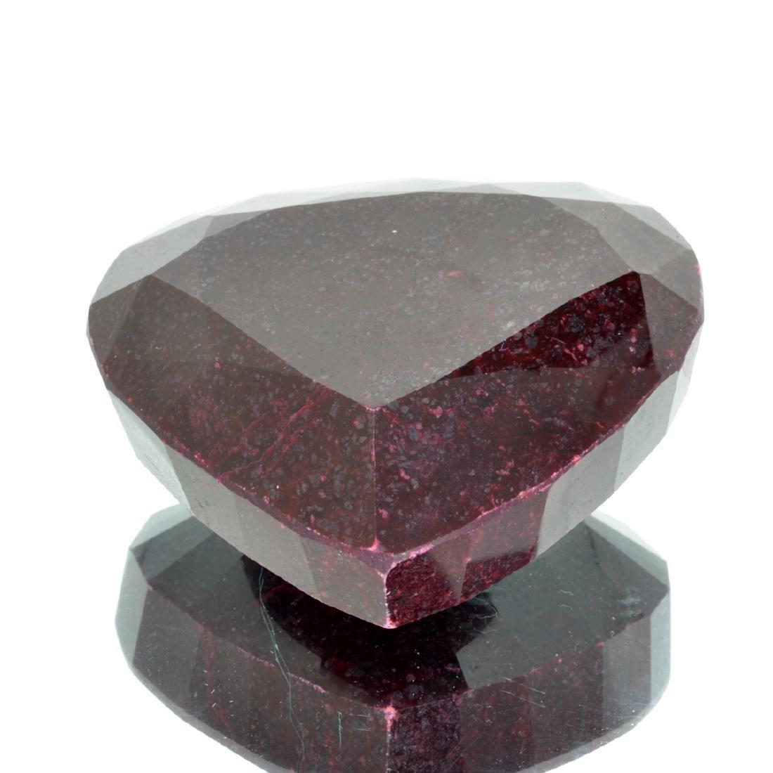 APP: 6k 1,492.00CT Pear Cut Ruby Gemstone
