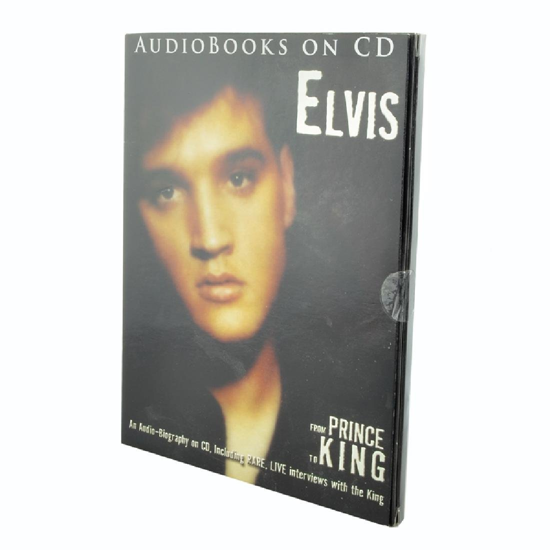 Elvis From Prince To King (Audio CD)