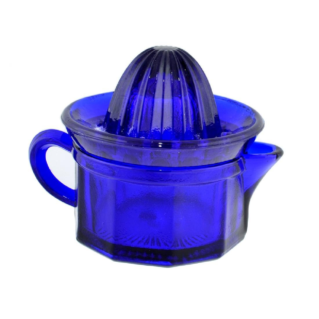 Small Blue Juicer