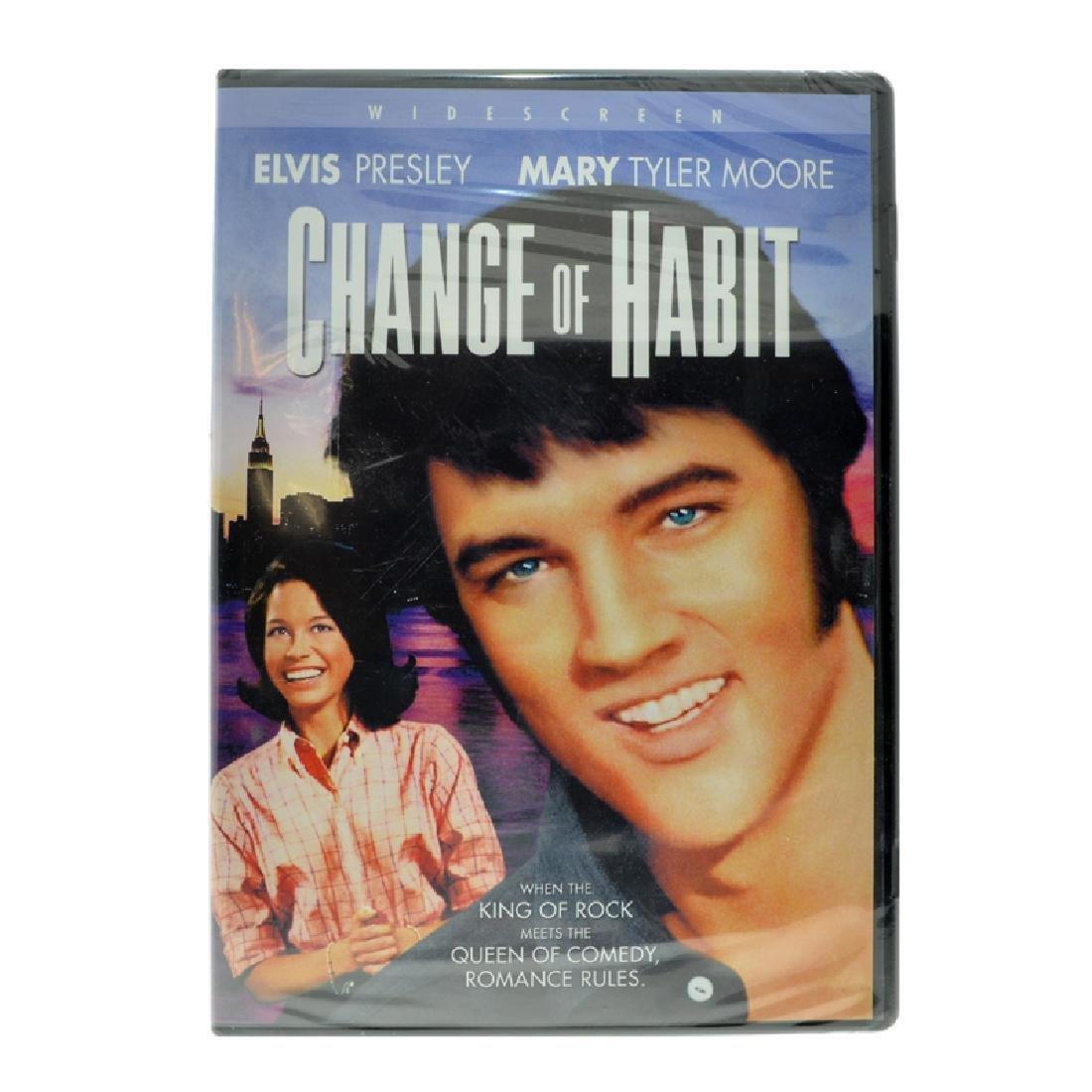 Elvis Presley Movie: Change Of Habit (Unopen)