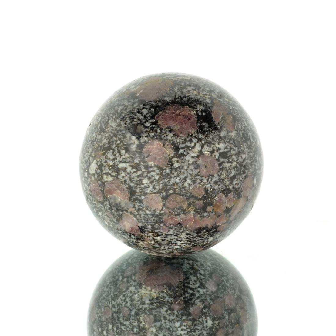 APP: 1.6k Rare 1,018.00CT Sphere Cut Brown Jasper